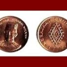 BRUNEI 2002 1 SEN COIN KM#34 ~ AU ~ ASIA - SULTAN - BEAUTIFUL COIN!