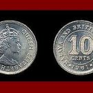 MALAYA AND BRITISH BORNEO 1961 10 CENTS KM#3 Southeast Asia - SCARCE!