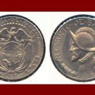 PANAMA 1966(RCM) 1/4 BALBOA COIN KM#11a Central America - Spanish Conquistador - SCARCE!