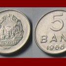 ROMANIA - TRANSYLVANIA 1966 5 BANI COIN KM#92 Europe