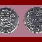 LUXEMBOURG 1965 25 CENTIMES COIN KM#45a Europe ~ BEAUTIFUL!