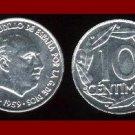 SPAIN 1959 10 CENTIMOS COIN KM#790 Francisco Franco