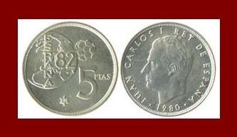 Астурия 5 ptas 1995 espana