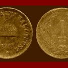HUNGARY 1902 1 FILLER BRONZE COIN KM#480 ~ Beautiful Brown Patina! ~ SCARCE!