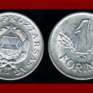 HUNGARY 1989 1 FORINT COIN KM#575 ~ BEAUTIFUL!