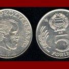 HUNGARY 1983 5 FORINT COIN KM635 Europe - Lajos Kossuth