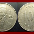 SOUTH KOREA 1990 100 WON COIN KM#35.1 - Admiral Lee Soon-shin - Asia