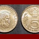 HUNGARY 1989 10 FORINT COIN KM#635 Europe - Lajos Kossuth