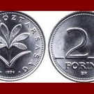 HUNGARY 1994 2 FORINT COIN KM#693 Europe - BEAUTIFUL!