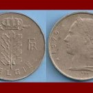 BELGIUM 1970 1 FRANK BELGIE COIN KM#143.1 Europe - Dutch Legend