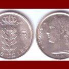 BELGIUM 1976 5 FRANCS BELGIE COIN KM#135.1 Europe - Dutch Legend