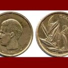 BELGIUM 1980 20 FRANCS BELGIE BRONZE COIN KM#160 Europe - Dutch Legend