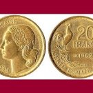 FRANCE 1952 20 FRANCS COIN KM#917.1 Europe