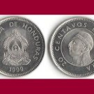 HONDURAS 1999 20 CENTAVOS COIN KM#83a - UNC - BEAUTIFUL!
