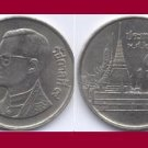 THAILAND 1997 1 BAHT COIN Y#183 BE2540 Asia