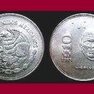 MEXICO 1985 10 PESOS COIN KM#512 - XF - Don Miguel Hidalgo y Costilla