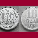 MOLDOVA 2006 10 BANI COIN KM#7 Eastern Europe