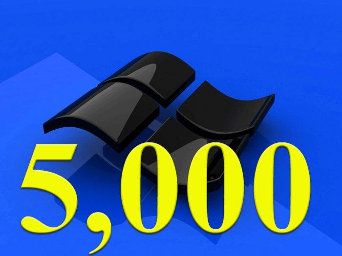 5000 CUSTOM FULL COLOR BUSINESS CARDS
