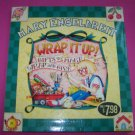 *NEW* Wrap it Up! Gifts to Make Wrap & Give by Mary Engelbreit, softcover, pub. Meredith Books 2004
