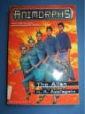 Animorphs #8 The Escape by K.A. Applegate CHILDREN'S BOOK Scholastic. Made me laugh out loud! RL 5