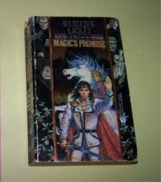 Magic's Promise by  Mercedes Lackey Book 2 of The Last Herald Mage Trilogy used FANTASY SCI-FI