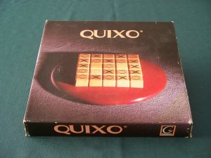 Quixo Strategy Game  Gigamic 1995  Complete  VGC