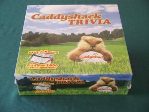 Caddyshack Trivia Game by USAopoly.  New In Box Sealed