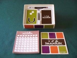 Kuuduk Unique Card Game Complete VGC