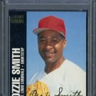 1992 Jimmy Dean #3 OZZIE SMITH PSA 10 Cardinals