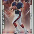 2007 Playoff Absolute #SG-19 TRENT EDWARDS RC #'d /25