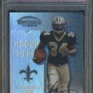 1999 Playoff Contenders Ricky Williams Auto RC PSA 9