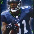 2009 Seahawks vs Broncos Unused Ticket, Nate Burleson