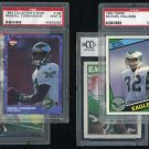 Philadelphia Eagles PSA/BCCG Graded Lot, Reggie White+