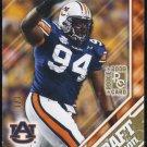 2009 UD NFL Draft SEN'DERRICK MARKS RC #'D 1/1 Auburn