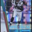 2007 Playoff Absolute MERCEDES LEWIS Spectrum Card 1/1