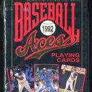 1992 US Playing Card Aces Baseball Set; Ripken, Bonds+