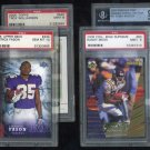 Minnesota Vikings PSA/BGS Graded Card Lot, Randy Moss+