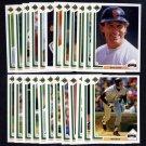 1991 Upper Deck San Francisco Giants Team Set