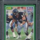 1989 Score #288 Jay Hilgenberg Card PSA 10 Bears