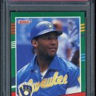 1991 Donruss #751 GARY SHEFFIELD PSA 10 Card Brewers