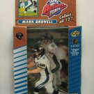 1999 Topps Action Flats MARK BRUNELL Figure/Card