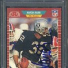 1989 Pro Set 182 MARCUS ALLEN Auto Card PSA/DNA Chiefs