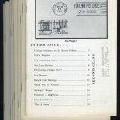 Precancel (Stamp) Forum Magazine, 1977 Year Set