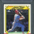 1987 Fleer Award Winners MIKE SCHMIDT PSA 10 Phillies