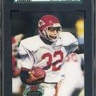 1993 Stadium Club #471 MARCUS ALLEN Card SGC 98