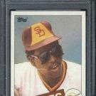 1985 Topps #660 TONY GWYNN Card PSA 9 Padres HOF