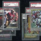 49ers STEVE YOUNG PSA/BGS Graded Card Lot, PSA 10+, HOF