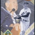 1994 Ted Williams #LP2 TED WILLIAMS Cloth Insert Card