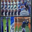 Buffal Bills 1997 ANTOWAIN SMITH Rookie Card RC Lot