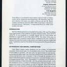 1981 Tierra Blanca Achonite Meteorite Scientific Report